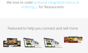 Local Restaurant Website Developer